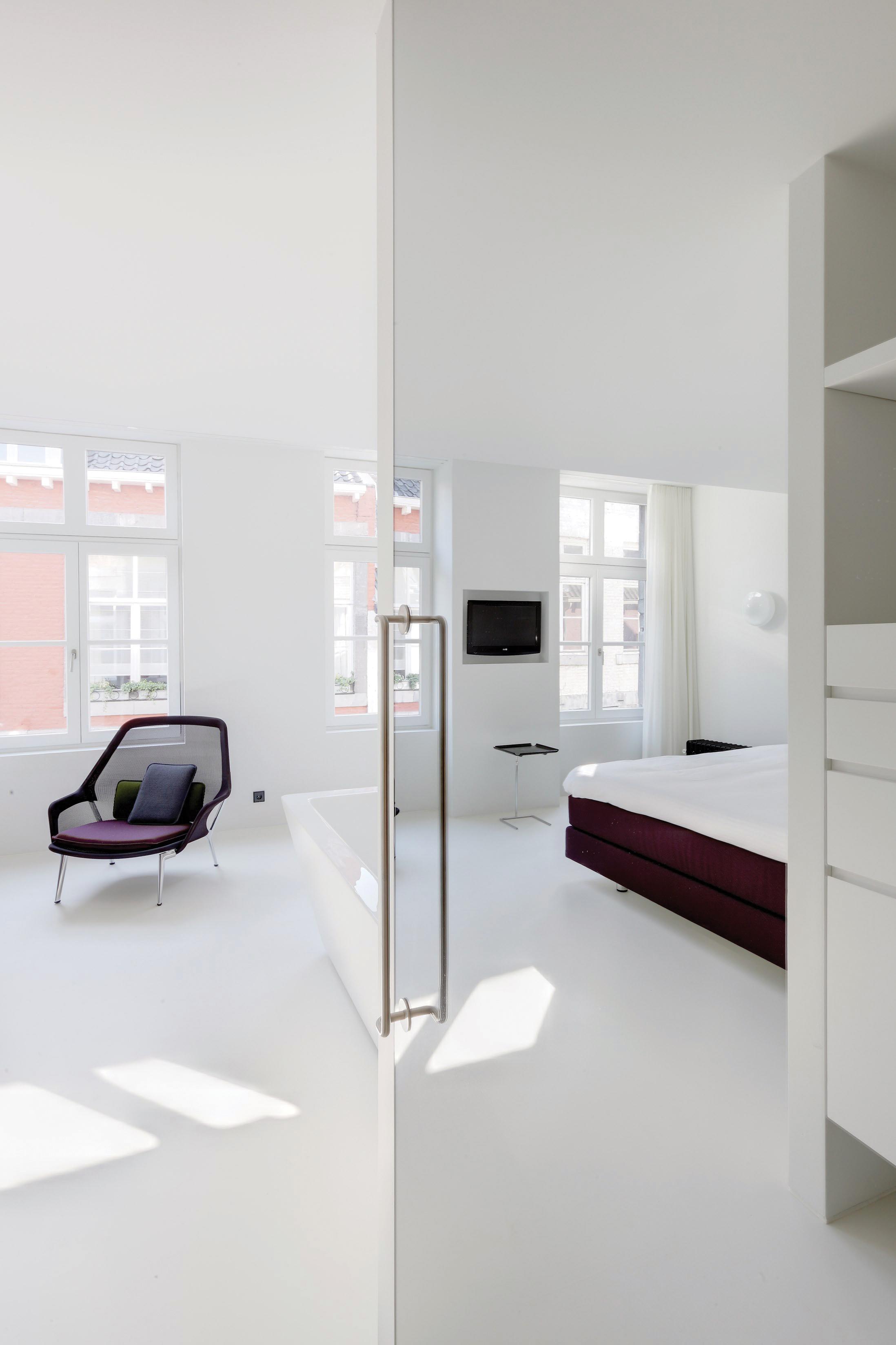 Zenden foto album hotel zenden designhotel maastricht for Designhotel maastricht